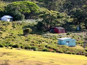 Royal National Park Cabins