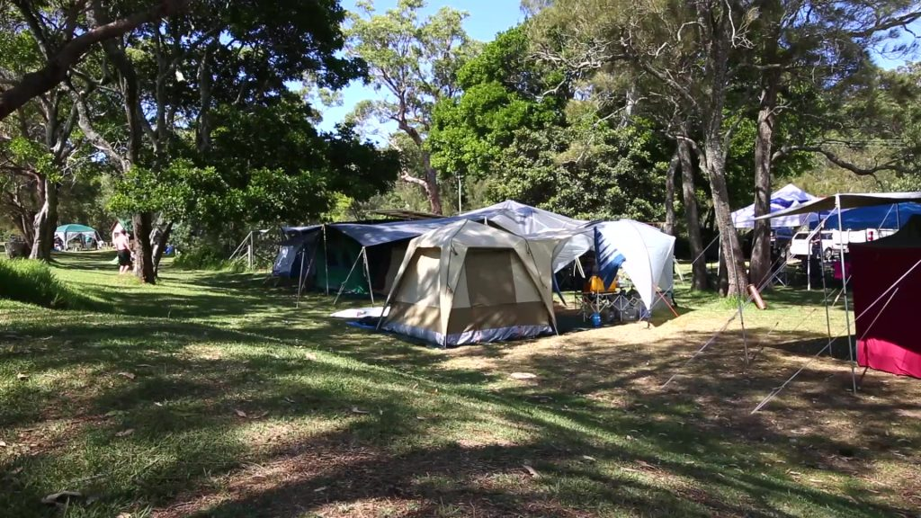 Bonnie Vale Campground