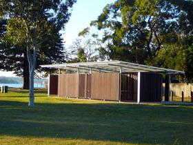 Royal National Park Bonnie Vale Toilet Block New