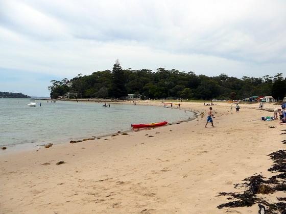 Bonnie Vale Beach
