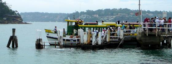 Cronulla Bundeena Ferry