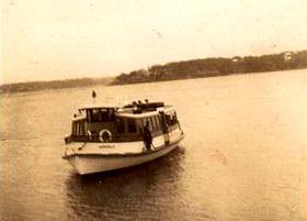 Curranulla Maiden Voyage 1939