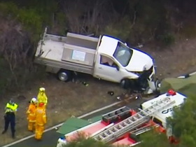 Fatal Crash on Bundeena Drive