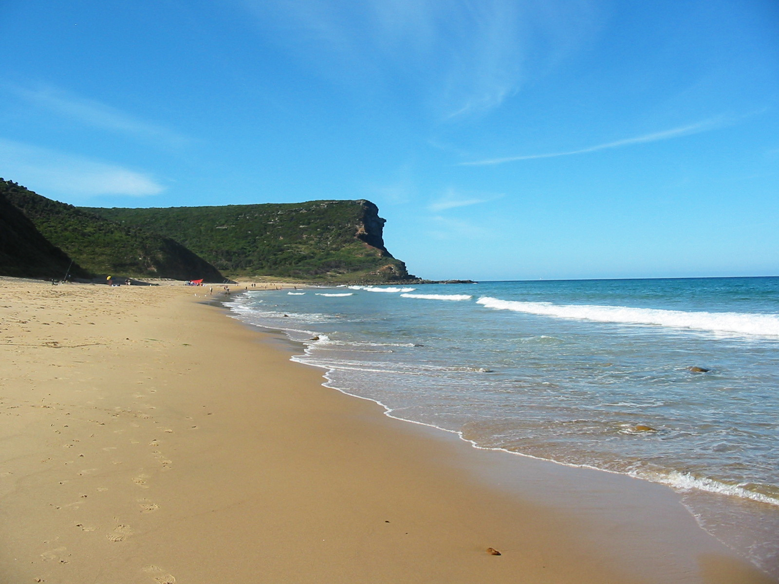 Garie Beach Royal National Park
