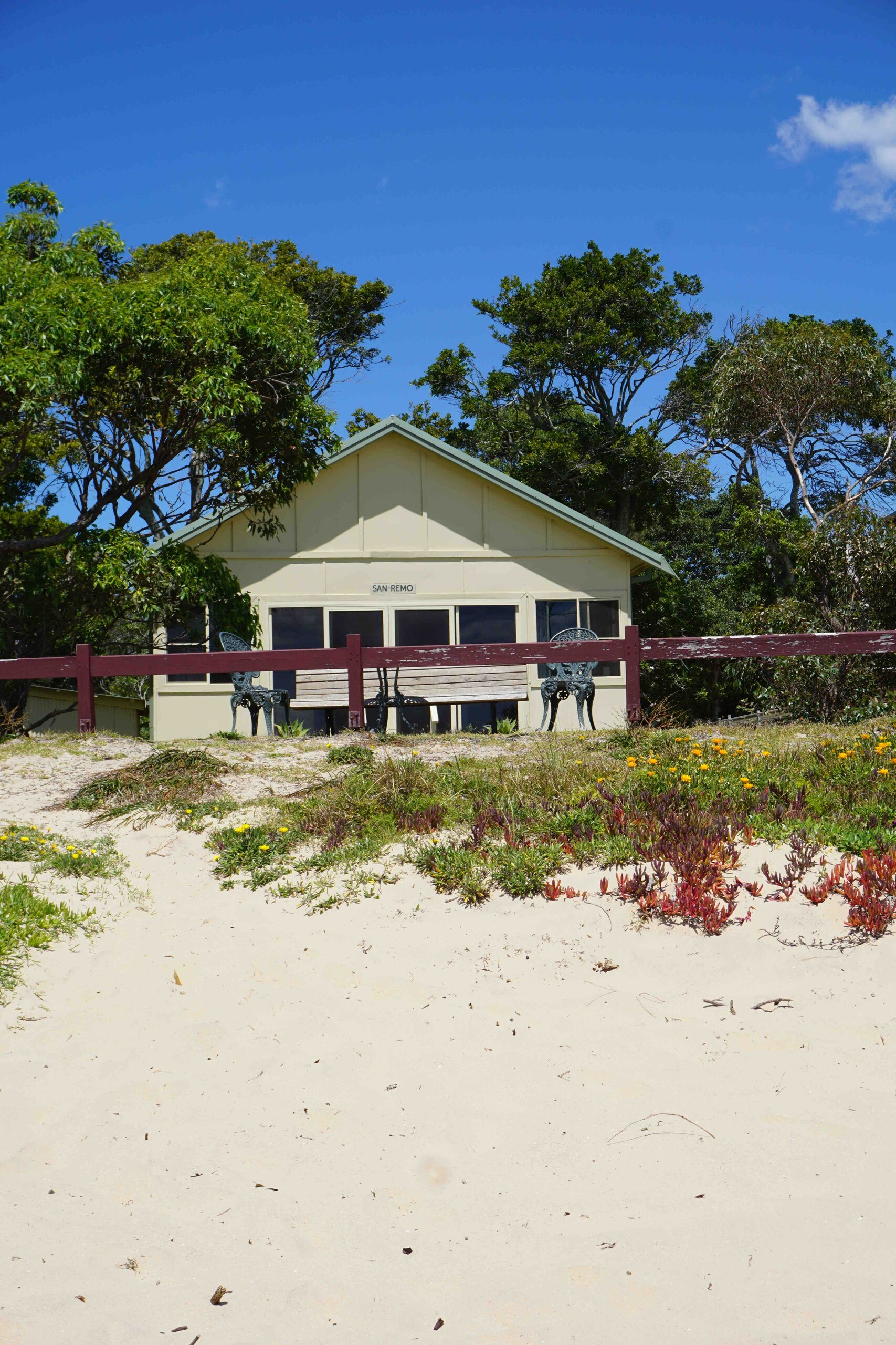 Horderns Beach House