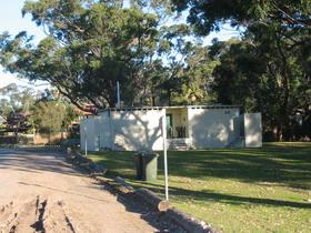 Royal National Park Bonnie Vale Toilet Block Old