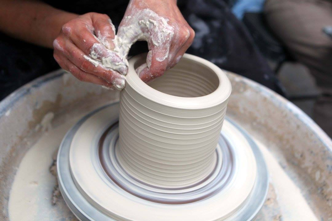 Pottery Classes Wheel Throwing