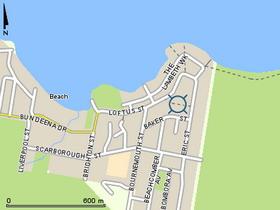 Vic Leuliette Walkway Map