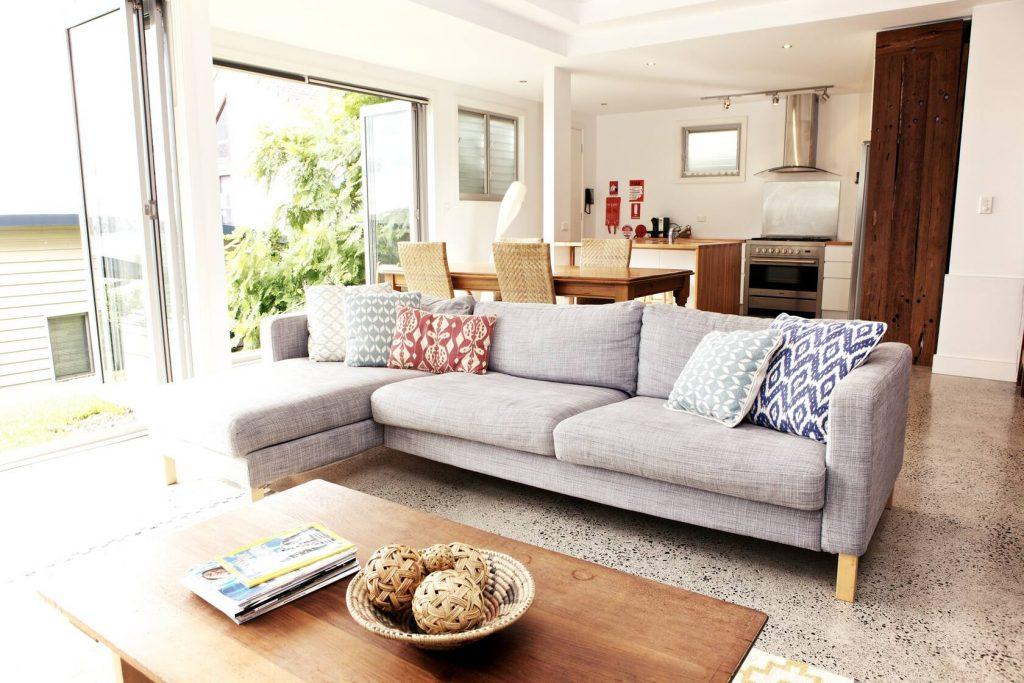 Le Soleil Living Room
