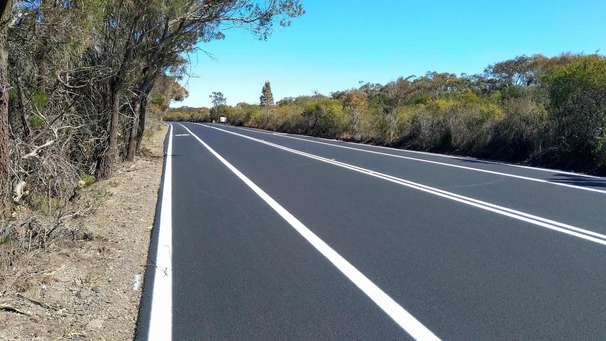 Bundeena Drive Road Upgrade