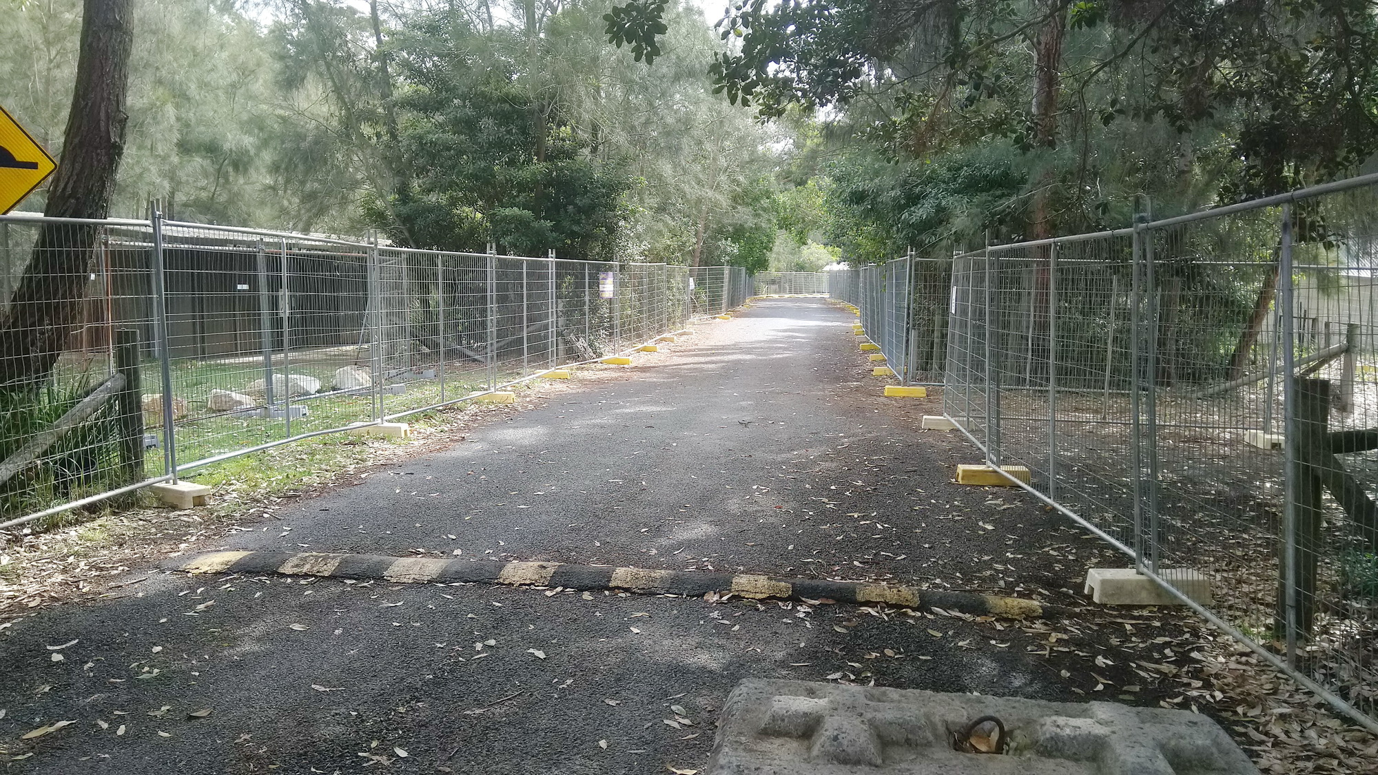 Bonnie Vale Campground Remediation