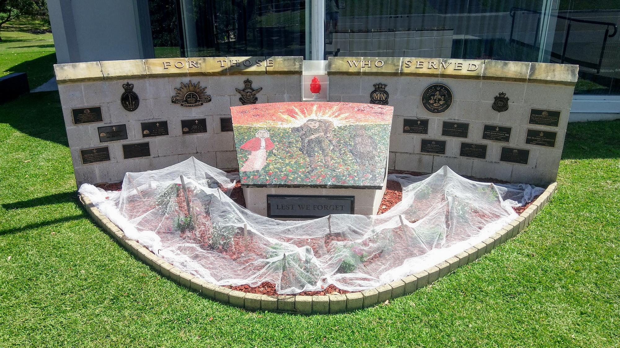 Bundeena RSL War Crypt