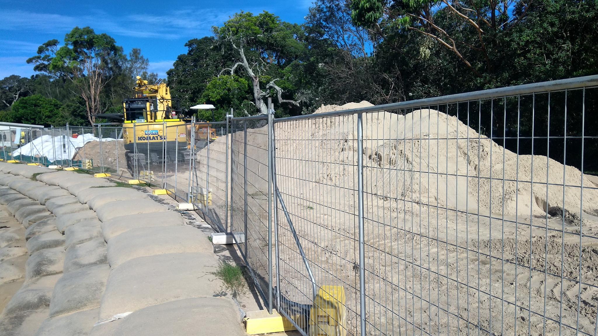 Bonnie Vale Remediation Works
