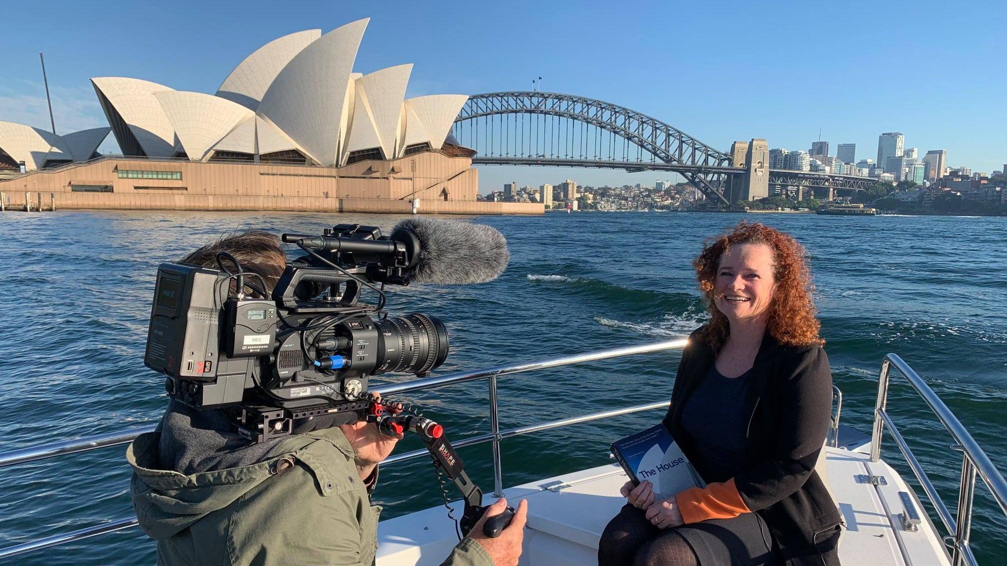 Sydney Opera House Book Event Bundeena