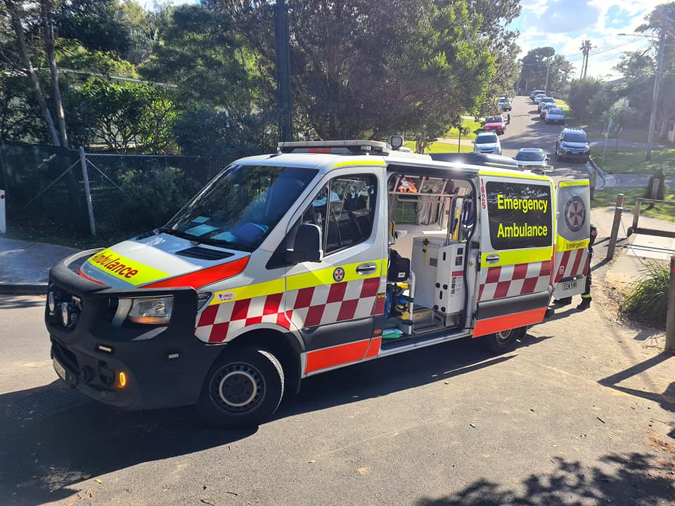 Bundeena Ambulance Paramedic