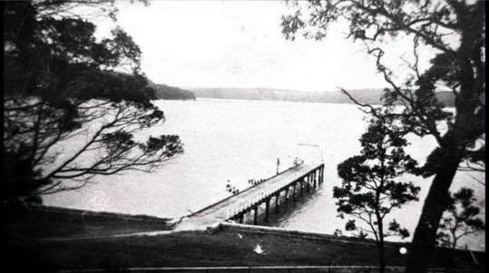 Simpson's Wharf 1920