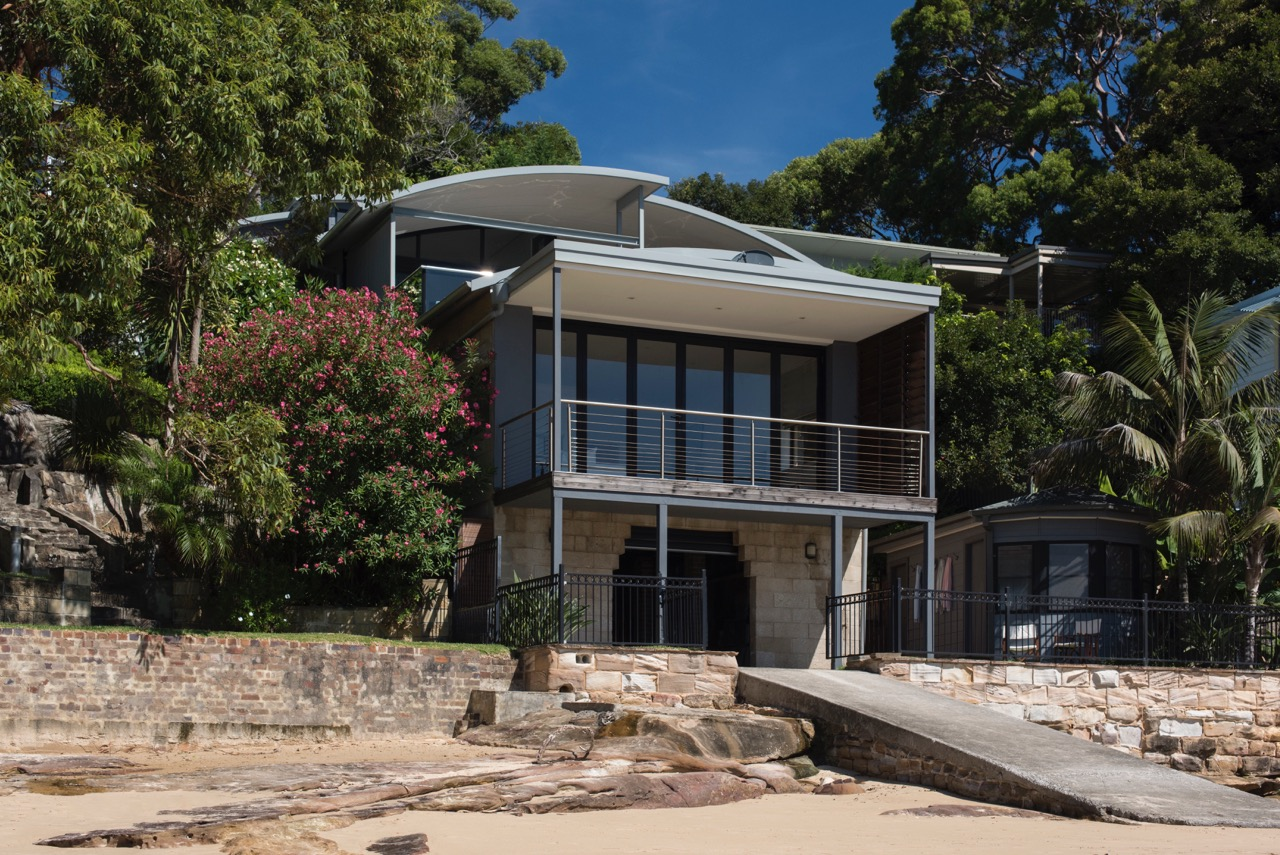 Bundeena Beach House Beach Front