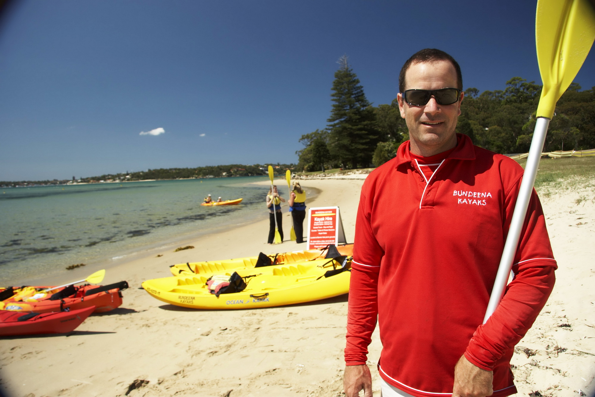 Bundeena Kayak Tours