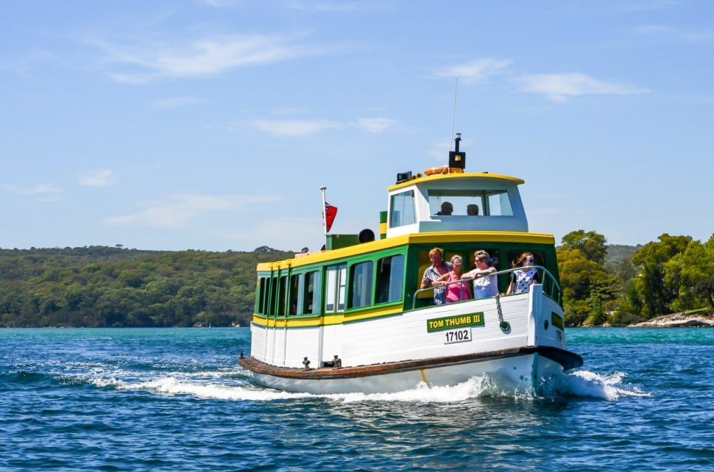 Cronulla & National Park Ferry Cruises