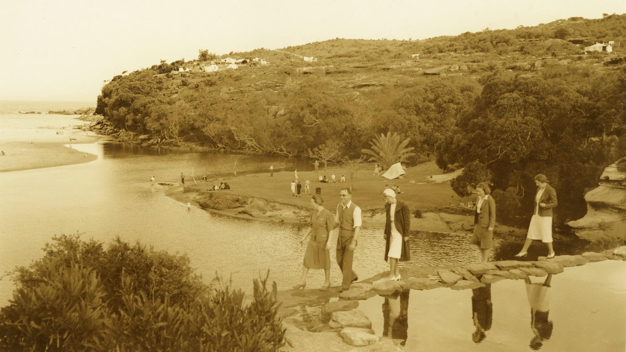 Wattamolla Walkers Historical